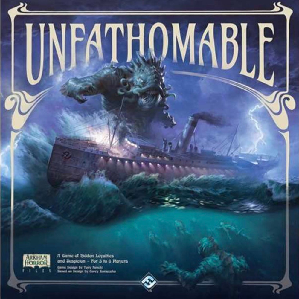 FFG Unfathomable (Box Cover)